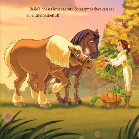 File:Disney Princess - A Horse to Love - Belle (2).jpg
