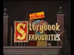 Disney storybook favourites logo