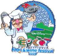 Disneypinfood2009