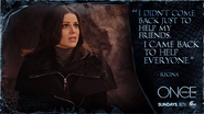Once Upon a Time - 5x12 - Souls of the Departed - Regina - Quote