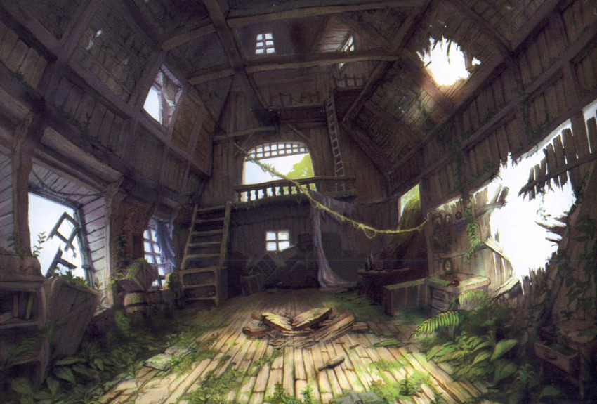 image treehouse interior artpng disney wiki fandom powered by wikia