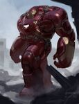Unused AOU Phil Saunders Concept Art 05
