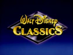 Walt Disney Classics (DVD Quality)