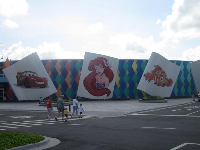 File:Art of Animation Hall.jpg
