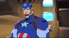 Captain America AUR 53
