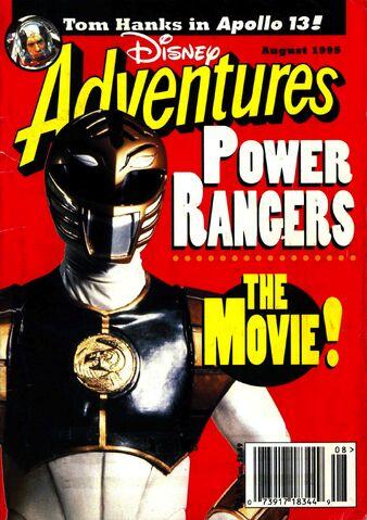 File:Disney adventures august 1995 cover power rangers movie.jpg