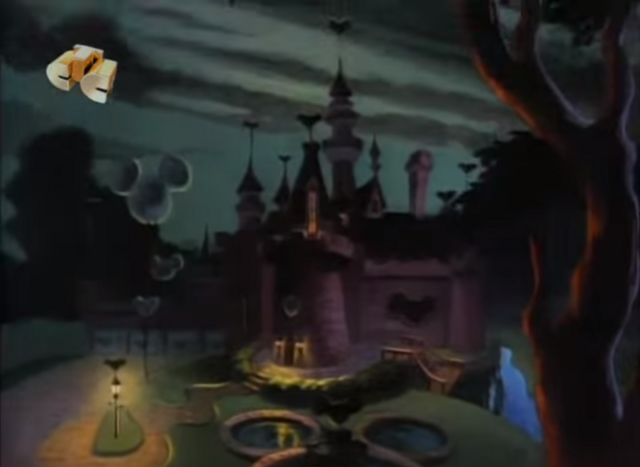 File:I Oughta Be in Toons - Mickey's Manison during Night.png