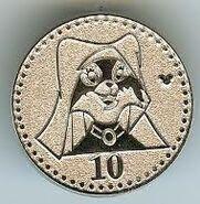Maid Marian Coin