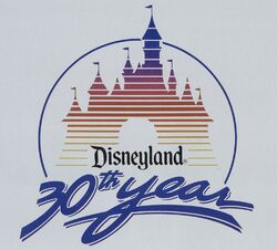 Dl 30th logo