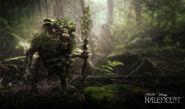 J.Fields Forest Creature's Concept Art I