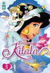 Kilala Princess issue 5 cover