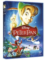 Peter Pan UK DVD 2014
