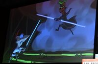 Phineas fights Ferb Star Wars