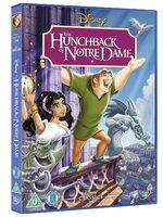 The Hunchback of Notre Dame UK DVD 2014