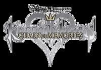 Kingdom Hearts Chain of Memories Logo KHCOM
