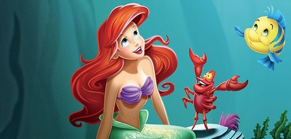Live Action Version of The Little Mermaid in the Works at Disney