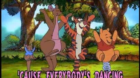 The Kanga-Roo Hop