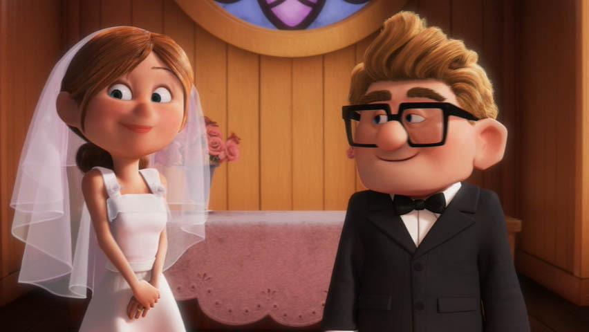 Image Carl And Ellie Disney Pixar Jpg Disney Wiki