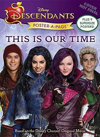 File:Disney Descendants Poster-A-Page.jpg