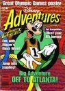 Disney adventures magazine australian cover july 1996 atlanta olympics