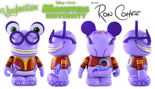 Image - Monsters university vinylmation randall.jpg ...