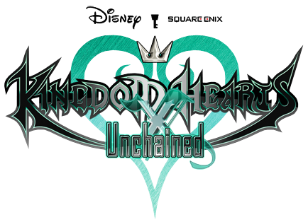 File:Kingdom Hearts Unchained χ Logo KHUX.png