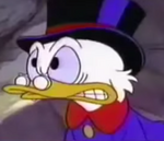 Mad Scrooge McDuck
