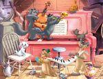 Aristocats music group