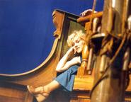 Betsy Baytos pirate ship set