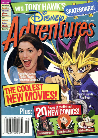File:Disney Adventures Magazine cover August 2004 Anne Hathaway Yugi.jpg