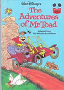 The adventures of mr toad 2