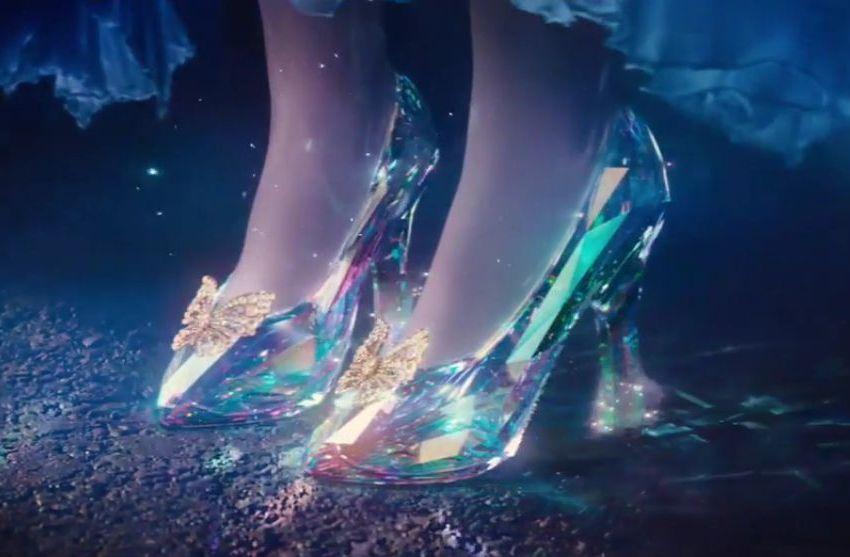 Cinderellas Glass Slipper User blog:FrostiesPrin...