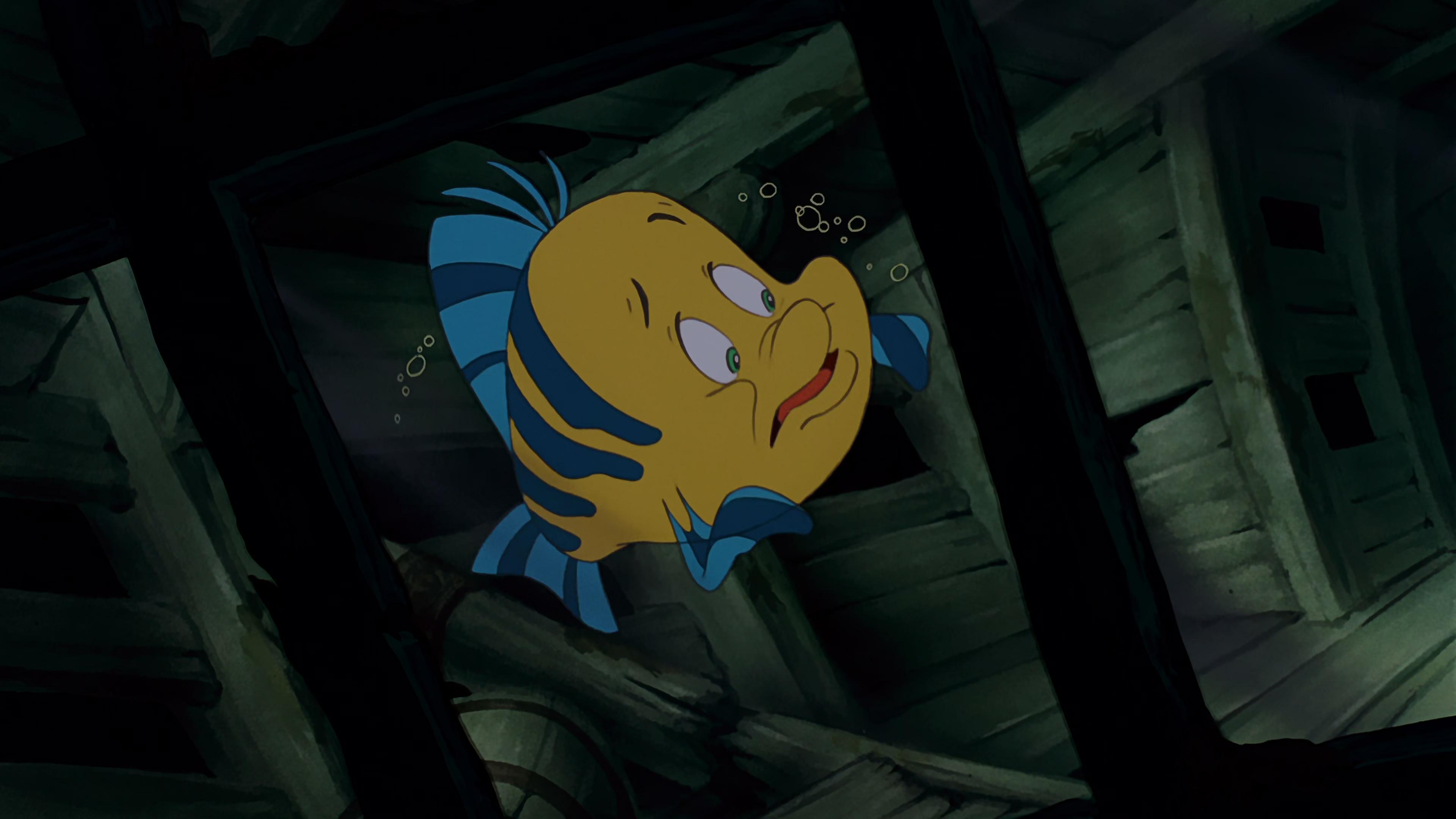 Uncategorized Flounder From Little Mermaid flounder disney wiki fandom powered by wikia