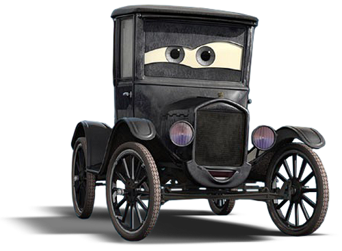 Lizzie Cars Disney Wiki FANDOM powered by Wikia