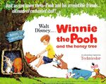 Winnie the Pooh and the Honey Tree lobby poster