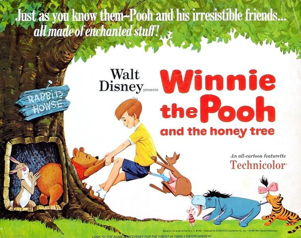 File:Winnie the Pooh and the Honey Tree lobby poster.jpg