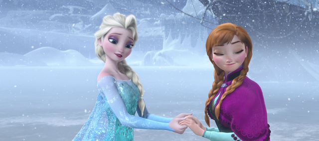 File:Anna and Elsa—Sisters before misters.png