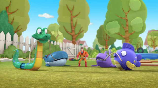 File:Awesome guy, serpent sam, wellington whale, mr chomps and squeakers.jpg