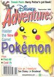 Disney Adventures September 1999