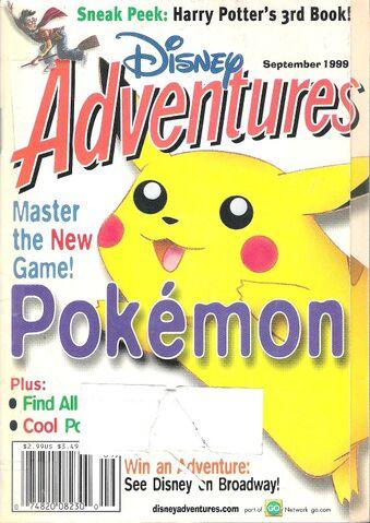 File:Disney Adventures September 1999.jpg