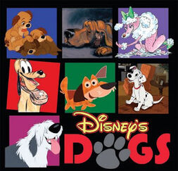 Disneys Dogs Cover