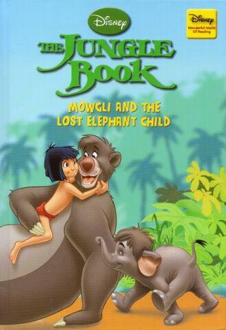 File:Mowgli and the lost elephant child disney wonderful world of reading hachette partworks.jpg