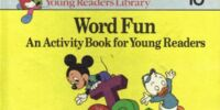 Word Fun: An Activity Book for Young Readers