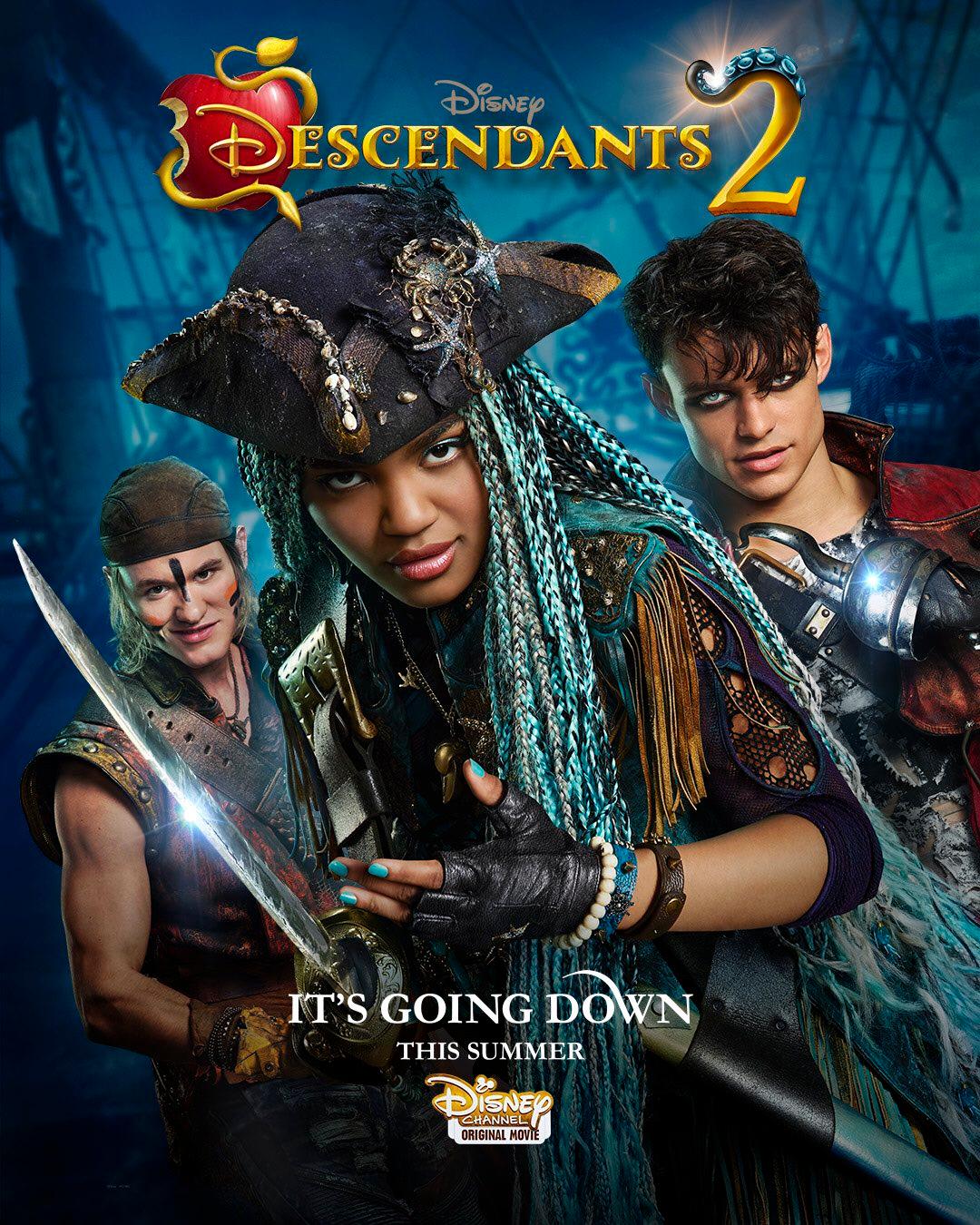 「Descendants 2」の画像検索結果