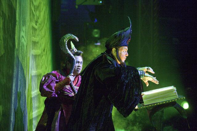File:Iago and Jafar Broadway.jpg