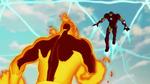 Molten Man vs Iron Man USMWW