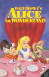 Alice in Wonderland 1986 VHS