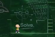 Chalkboard song