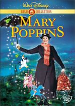 MaryPoppins GoldCollection DVD