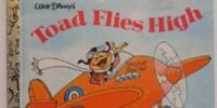 Toad Flies High